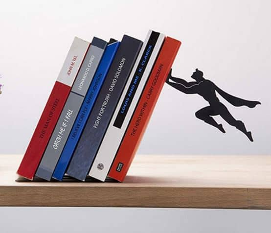 You Need To Have This Bookshelf For Motivational Books