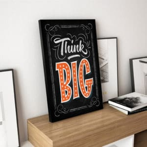Inspirational Quotes Posters on Spray Paint